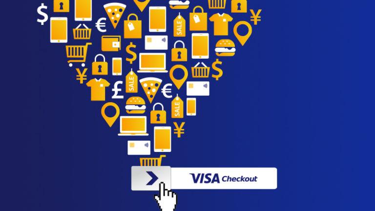 Visa Checkout ABM campaign
