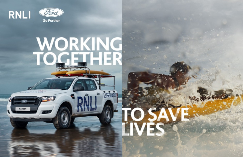 RNLI Ford partnership
