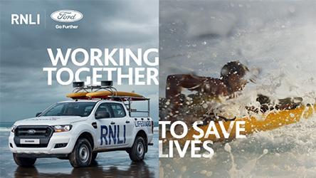 RNLI & Ford