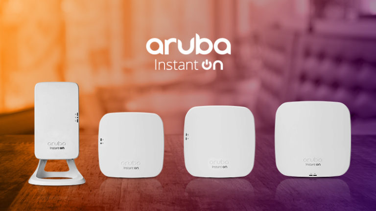 Aruba Instant On product launch